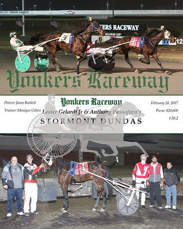 20170228 Race 2- Stormont Dundas 2