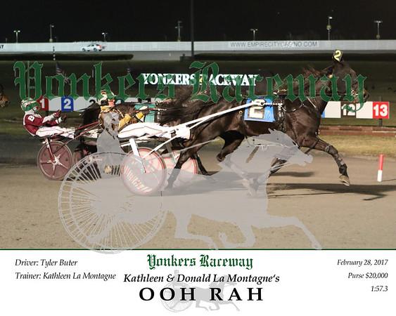 20170228 Race 6- Ooh Rah