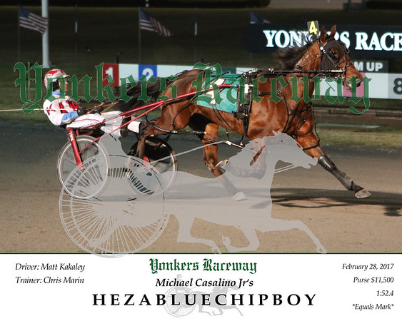 20170228 Race 7- Hezabluechipboy N