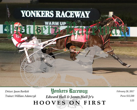 20170228 Race 8- Hooves On First