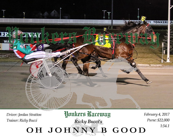 20170204 Race 10- Oh Johnny B Good