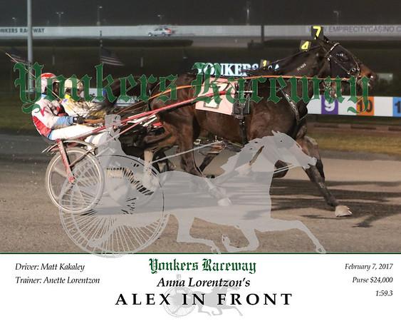 20170207 Race 2- Alex In Front