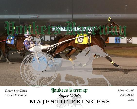 20170207 Race 4- Majestic Princess