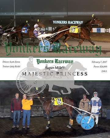 20170207 Race 4- Majestic Princess 2