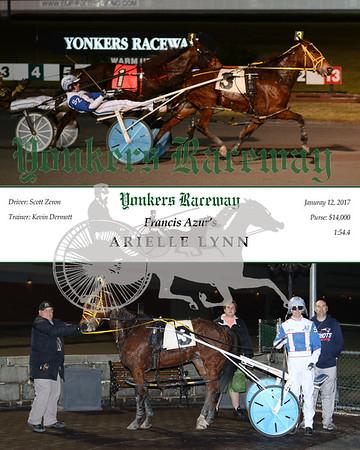 20170112 Race 7- Arielle Lynn