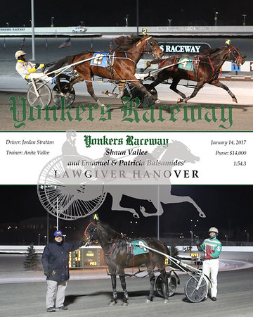 20170114 Race 3- Lawgiver Hanover