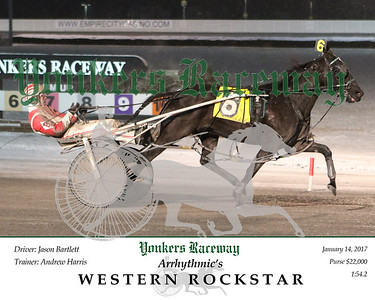 20170114 Race 9- Western Rockstar A