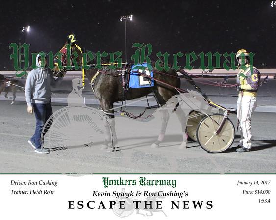 20170114 Race 1- Escape The News