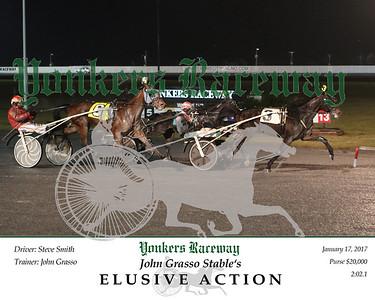 20170117 Race 2- Elusive Action 2