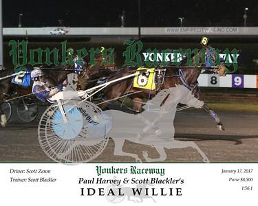 20170117 Race 1- Ideal Willie 2