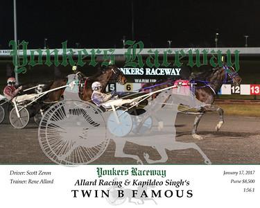 20170117 Race 5- Twin B Famous 2