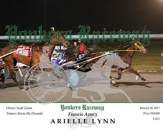 20170120 Race 5- Arielle Lynn