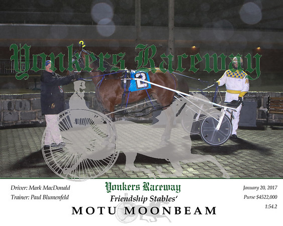20170120 Race 7- Motu Moonbeam N