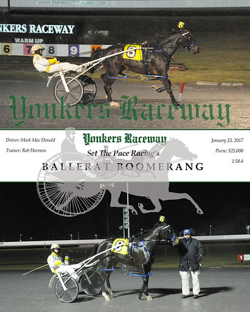01232017 Race 9-Ballerat Boomerang