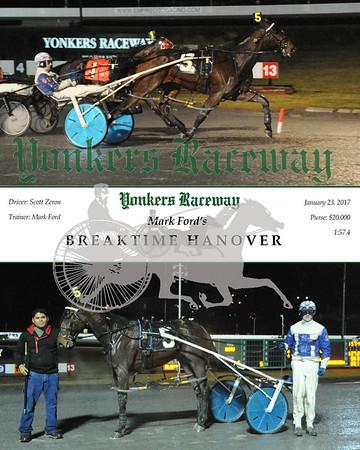 01232017 Race 5-Breaktime Hanover