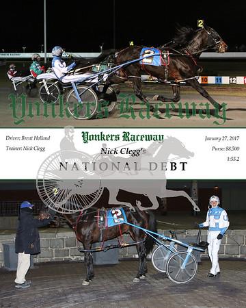 20170127 Race 2- National Debt