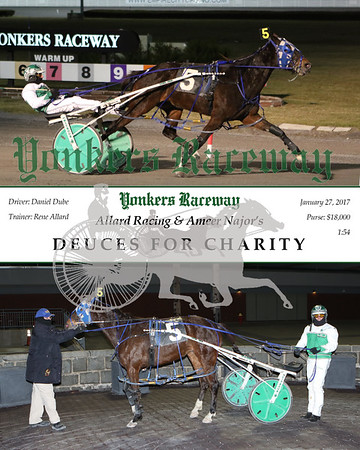 20170127 Race 9- Deuces For Charity