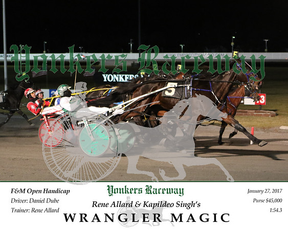 20170127 Race 6- Wrangler Magic 2