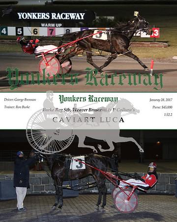 20170128 Race 6- Caviart Luca