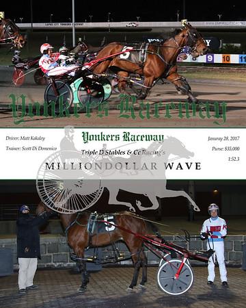 20170128 Race 7- Milliondollar Wave
