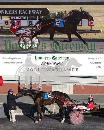 20170129 Race 7- Noble Warrawee