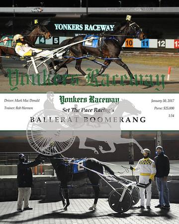 01302017 Race 6-Ballarat Boomerang