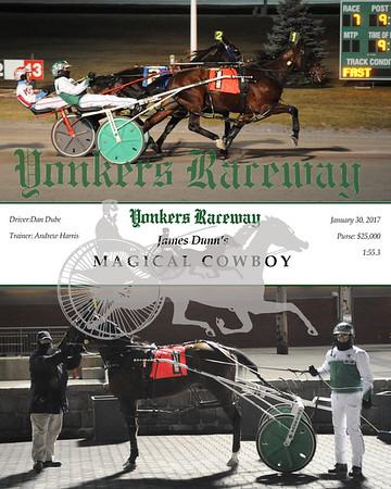 01302017 Race 7-Magical Cowboy
