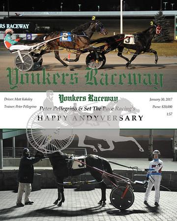 01302017 Race 10-Happy Andyversary