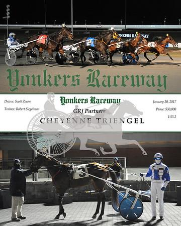 01302017 Race 9-Cyenne Triengel