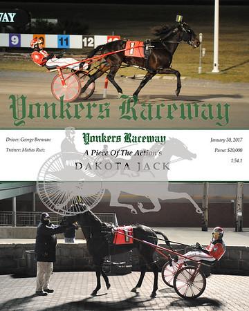 01302017 Race 4-Dakota Jack