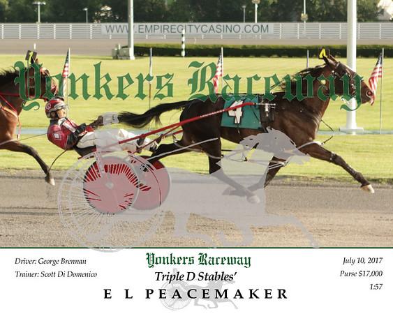 20170710 Race 1- E L Peacemaker