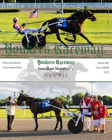 20170715 Race 1- Newbie