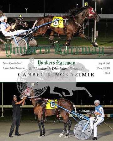 20170715 Race 9- Canbec Kingkazimir