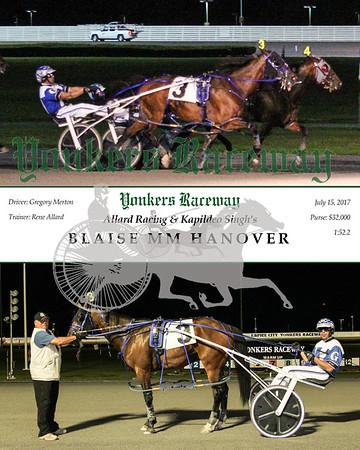 20170715 Race 7- Blaise MM Hanover