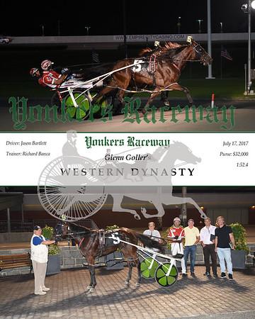 20170717 Race 12- Western Dynasty
