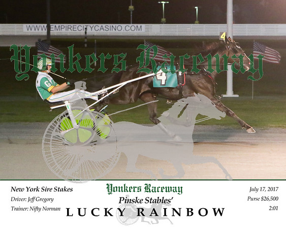 20170718 Race 6- Lucky Rainbow 2