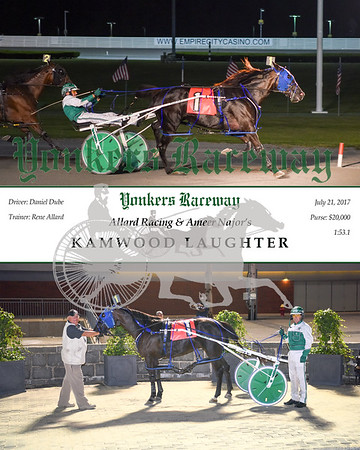 20170721 Race 7- Kamwood Laughter N