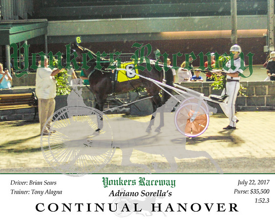 20170722 Race 6- Continual Hanover