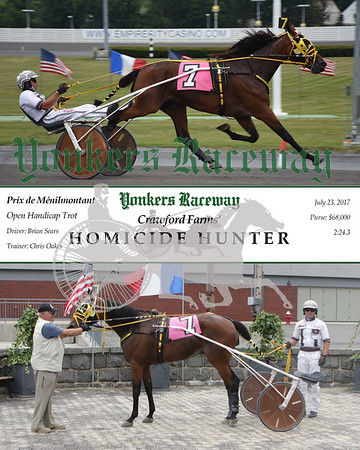 20170723 Race 2- Homicde Hunter