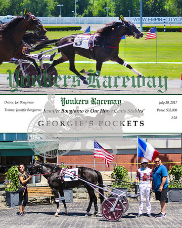 20170730 Race 6- Georgie's Pockets