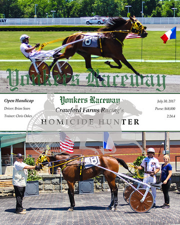 20170730 Race 5-Homocide Hunter