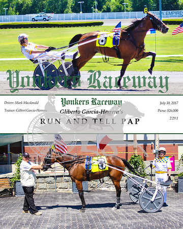 20170730 Race 8- Run And Tell Pap