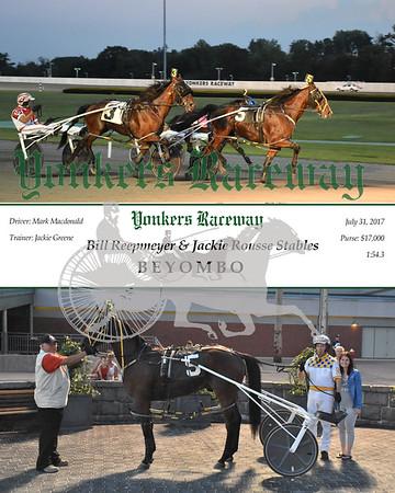07312017 Race4- Beyombo