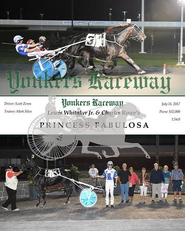 07312017 Race 11- Princess Fabulosa