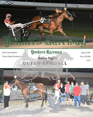 07312017 Race 5- Queen Kendall