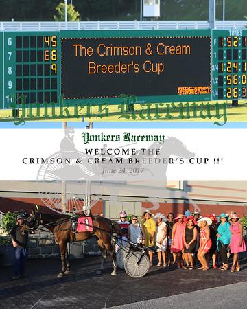 20170624 Race 2- The Crimson & Cream Breeder's Cup