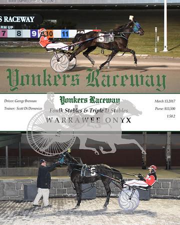 03132017 Race 7-Warrawee Onyx