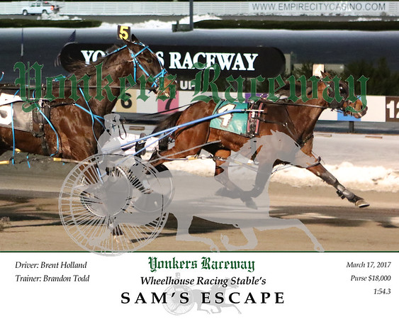20170317 Race 2- Sam's Escape