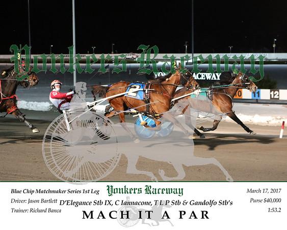 20170317 Race 5- Mach It A Par