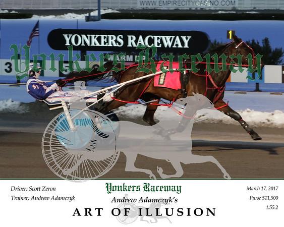20170317 Race 1- Art Of Illusion